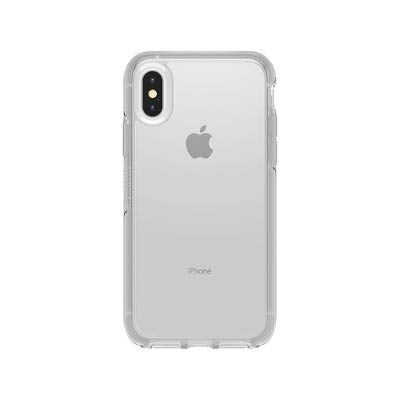 new style d7b3f 12ccb Otterbox Symmetry Series Clear Case for iPhone X