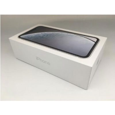 Iphone Xr Box with Original Accessories